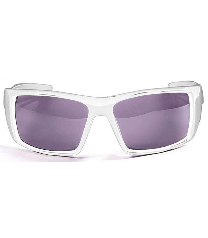 Blueball Monaco Shiny White / Smoke Blueball Gafas de Sol Sport Gafas de Sol Color: blanco