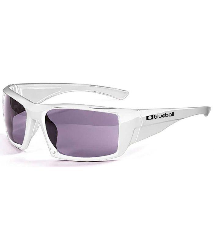 Gafas de Sol Sport - Blueball Monaco Shiny White / Smoke blanco Gafas de Sol