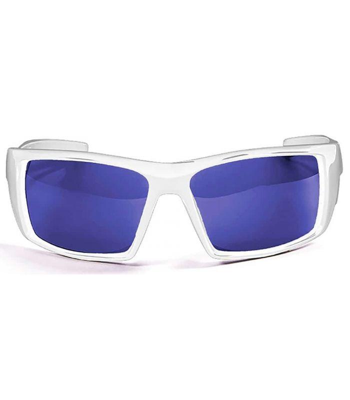 Blueball Monaco Blanc Brillant / Revo Bleu