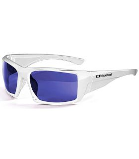 Blueball Monaco Shiny White / Revo Blue