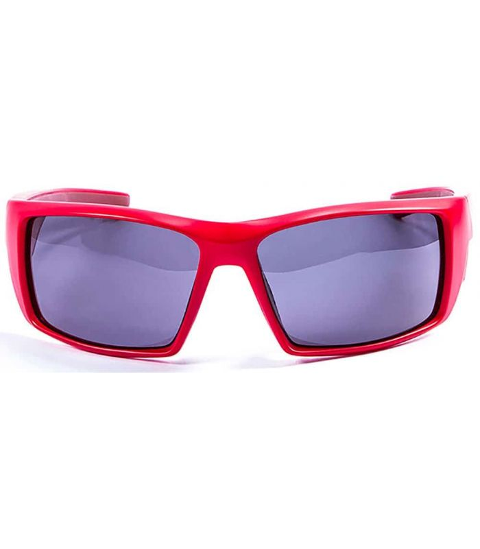 Blueball Monaco Matte Red / Smoke - Sunglasses Sport