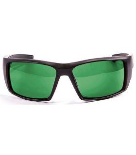 Blueball Monaco Matte Black / Revo Green Blueball Gafas de Sol Sport Gafas Sol Color: negro