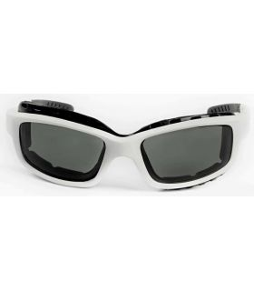 Blueball Saint Malo Shiny White / Smoke Blueball Gafas de Sol Sport Gafas de Sol Color: blanco