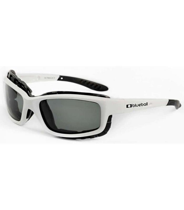 Blueball Saint Malo Shiny White / Smoke Blueball Gafas de Sol Sport Gafas Sol Color: blanco