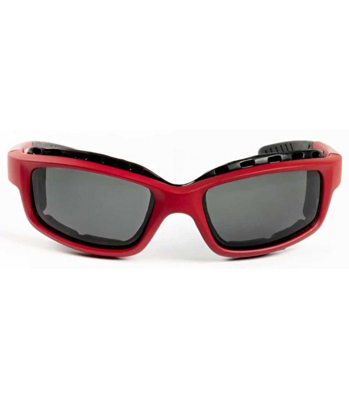Blueball Saint Malo Matte Red / Smoke - Sunglasses Sport