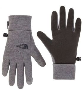 The North Face Etip Glove W Harmaa