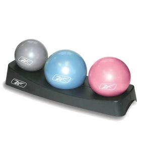 Set of Toning to Pilates Reebok
