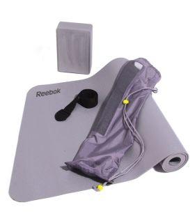 Reebok Kit de Yoga - Accesorios Fitness - Reebok gris