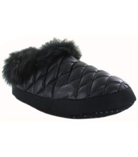 The North Face Thermoball Tent Mule Faux fur IV Black