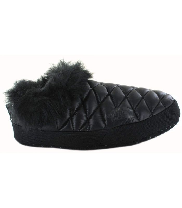 The North Face Thermoball Tent Mule Faux fur IV Black - Slippers