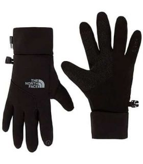 The North Face Etip Glove W, Schwarz