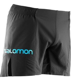 Salomon S-Lab Short 6 Czarny