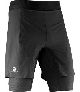 Salomon Exo Pro TW Short in Schwarz
