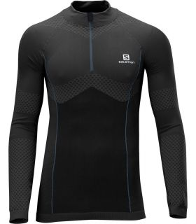 Salomon EXO Motion LS Zip Tee M