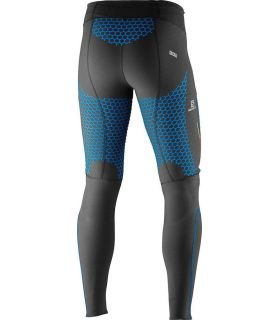 Salomon S-Lab Exo Tight M Salomon Mallas Trail Running Textil Trail Running Tallas: s; Color: negro