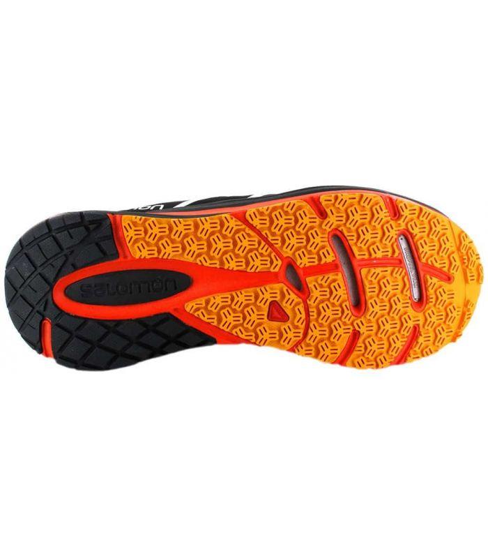 Zapatillas Trail Running Hombre - Salomon Sense Pulse negro Zapatillas Trail Running