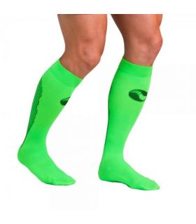 (Medilast Atletismo Green - Socks Running