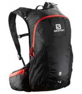 Salomon Trail 20 Preto/Vermelho