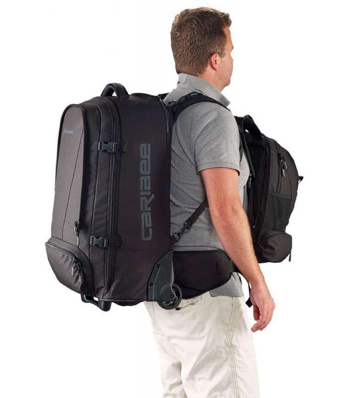 Caribee Sky Master 70L - Backpacks with wheels