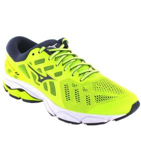 Mizuno Wave Ultima 11 Jaune