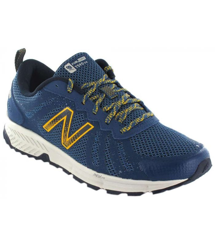 New Balance MT590RN4 New Balance Zapatillas Trail Running Hombre Zapatillas Trail Running Tallas: 41,5, 42, 44; Color: