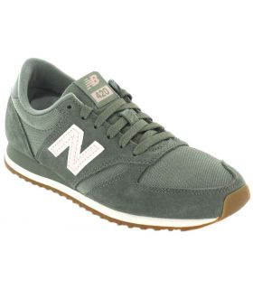 New Balance WL420MIN New Balance Calzado Casual Mujer Lifestyle Tallas: 36,5; Color: verde