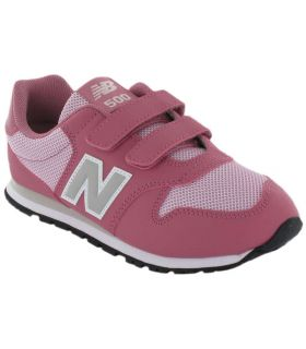 New Balance YV500PK - Calzado Casual Junior - New Balance rosa 31, 34,5, 30, 35