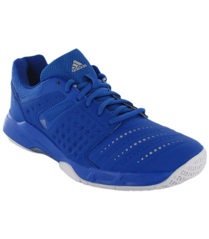 Chaussures Handball adidas Court Stabil 12 Homme Rouge