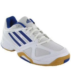 Calzado Indoor - Adidas Opticourt Ligra 2 blanco Calzado