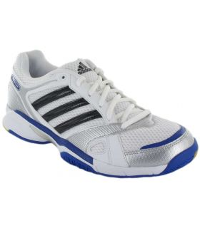 Calzado Indoor - Adidas Opticourt Truster blanco Calzado