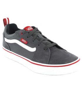 Vans Filmore Y Gris Vans Calzado Casual Junior Lifestyle Tallas: 36, 37, 38; Color: gris