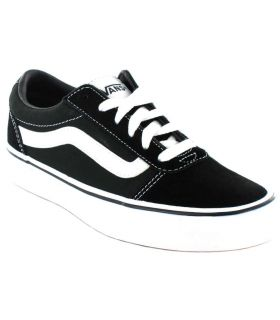 Vans Ward Black - Casual Footwear Man