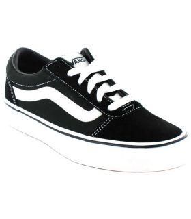 Vans Ward Negro Calzado Casual Hombre Lifestyle Vans Zapatillas