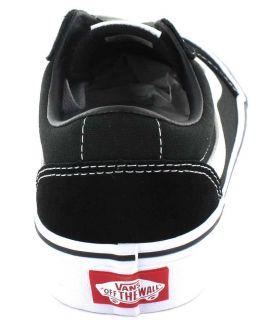 Calzado Casual Hombre - Vans Ward Negro negro Lifestyle