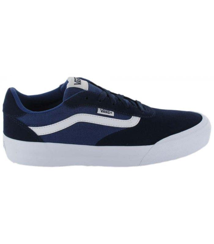 Calzado Casual Hombre - Vans Palomar Azul azul Lifestyle