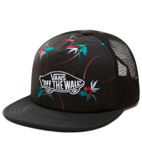Vans Classic Patch Trucker Plus Negro