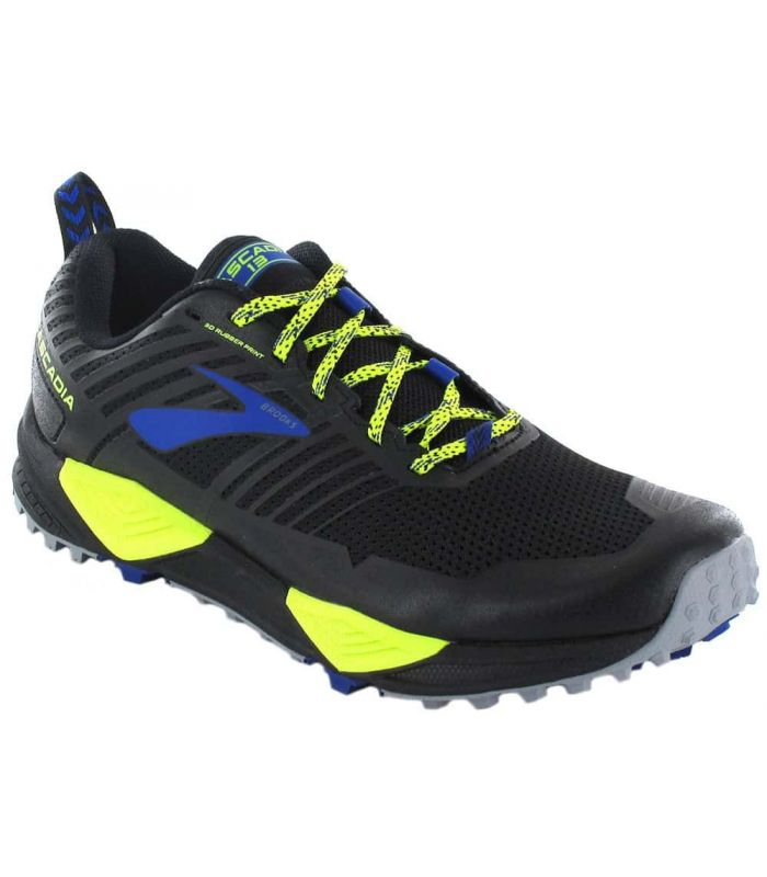 Brooks Cascadia 13 Noir