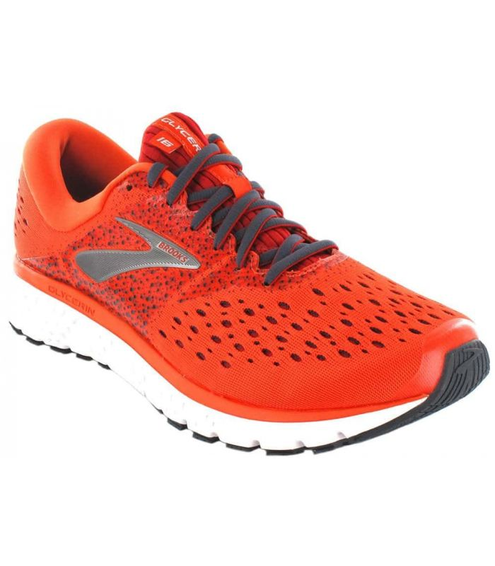 Brooks Glycerin 16 Orange
