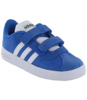 Adidas VL Court 2.0 CMF Azul Calzado Casual Baby Lifestyle