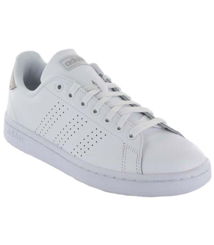 Adidas Advantage W Blanco Adidas Calzado Casual Mujer Lifestyle Tallas: 36 2/3; Color: blanco