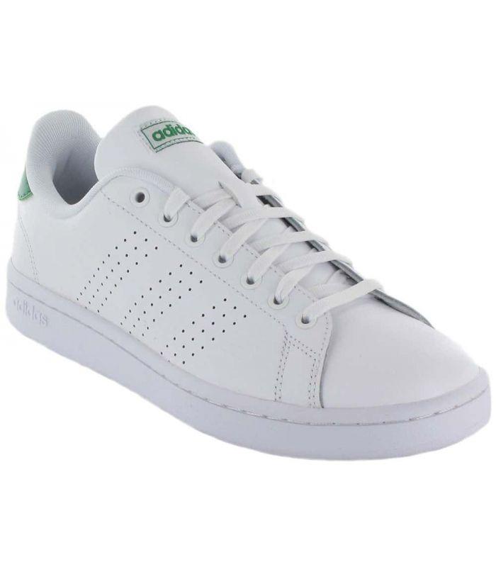 Adidas Advantage White