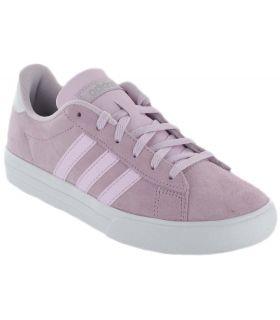Adidas Daily 2.0 - Calzado Casual Mujer - Adidas rosa 37 1/3, 38, 38 2/3, 40, 40 2/3