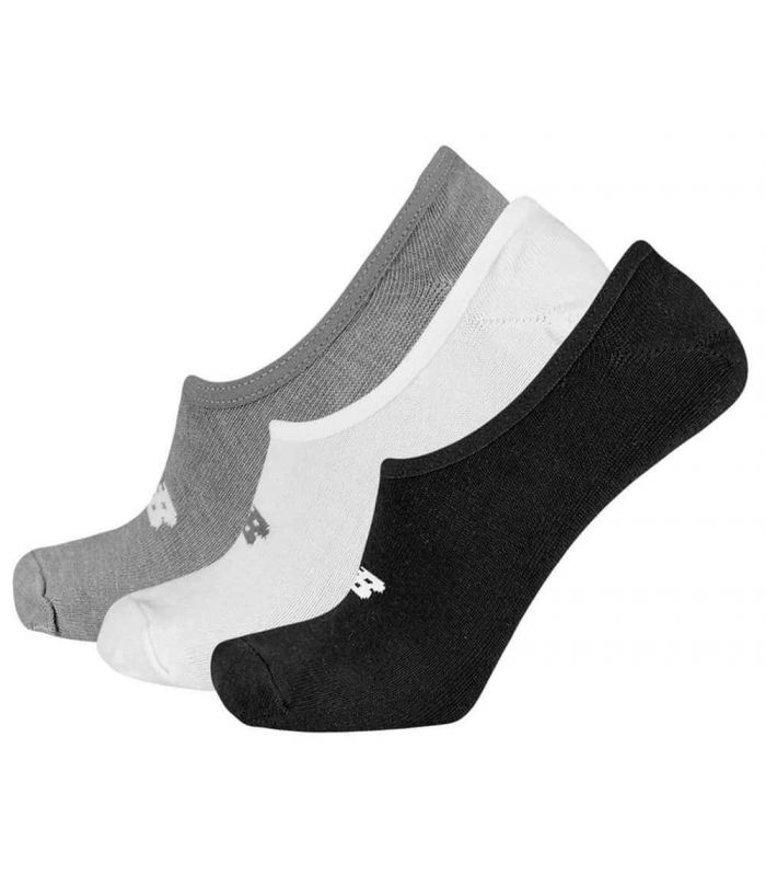 New Balance Calcetin No Show Negro New Balance Calcetines Running Zapatillas Running Tallas: 39 / 42, 43 / 45; Color:
