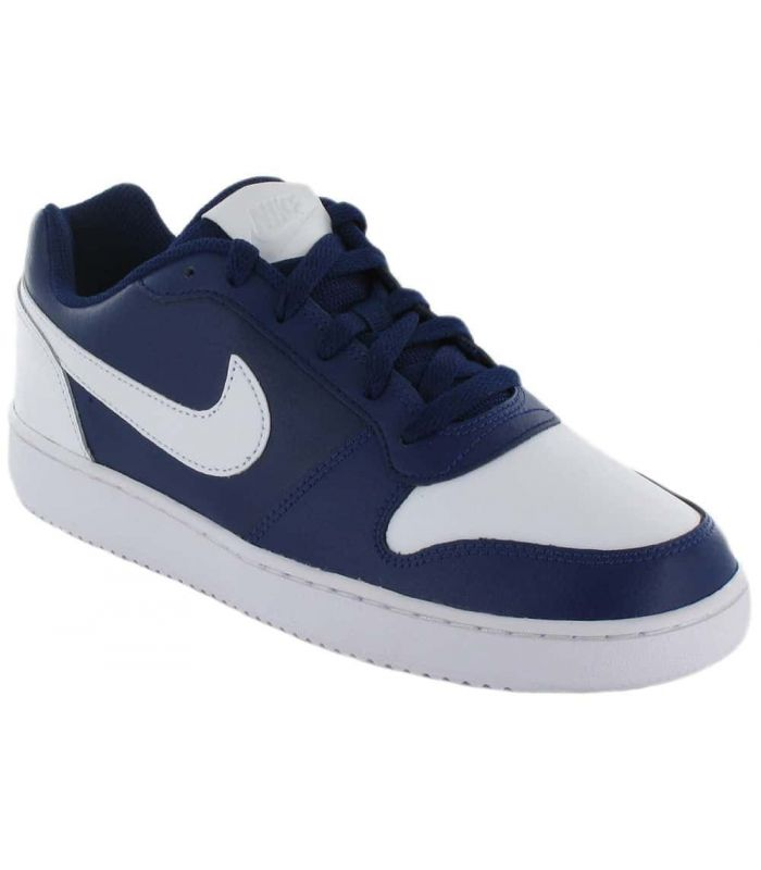 caebff52a6718 Nike Ebernon Low Blue