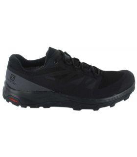 Salomon OUTline Gore-Tex Salomon Zapatillas Trekking Hombre Calzado Montaña Tallas: 46; Color: negro