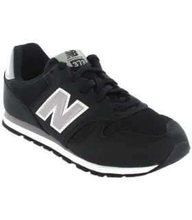 New Balance YC373BG - Calzado Casual Junior - New Balance negro 37, 39