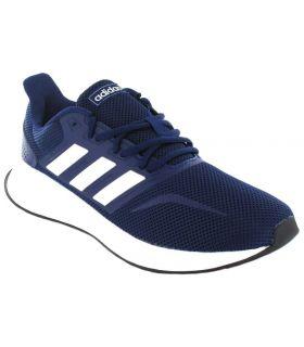 Adidas Runfalcon Adidas Zapatillas Running Hombre Zapatillas Running Tallas: 42, 42 2/3, 43 1/3, 44, 44 2/3, 45 1/3