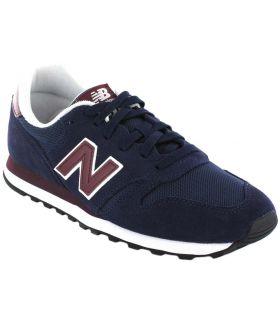 New Balance ML373BUP New Balance Calzado Casual Hombre Lifestyle Tallas: 42, 44,5, 40,5; Color: azul