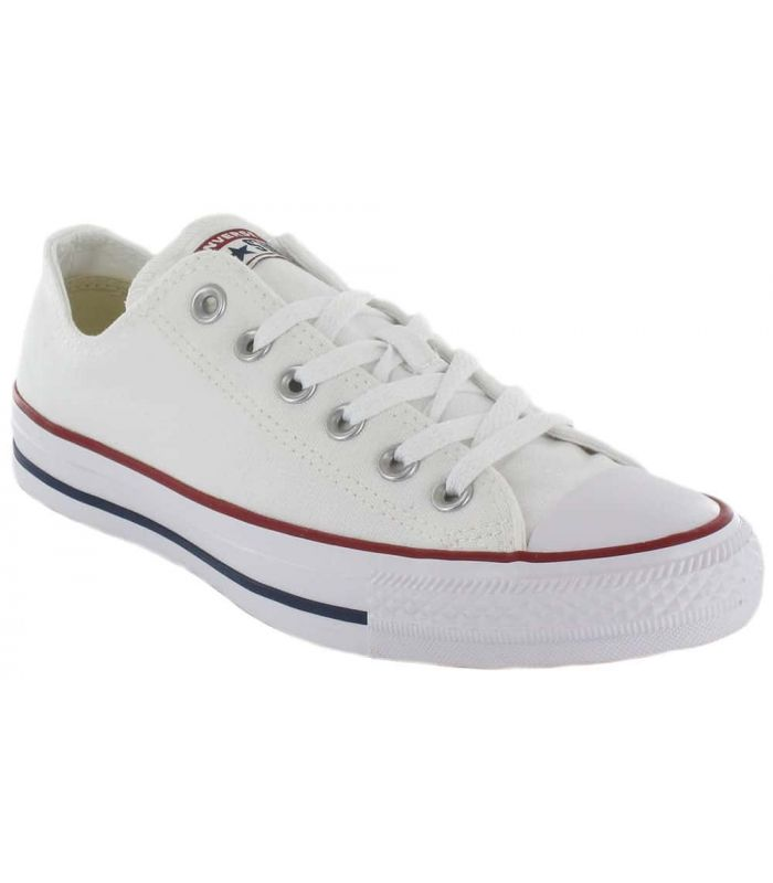 Calzado Casual Mujer - Converse Chuck Taylor All Star Classic Blanco blanco Lifestyle