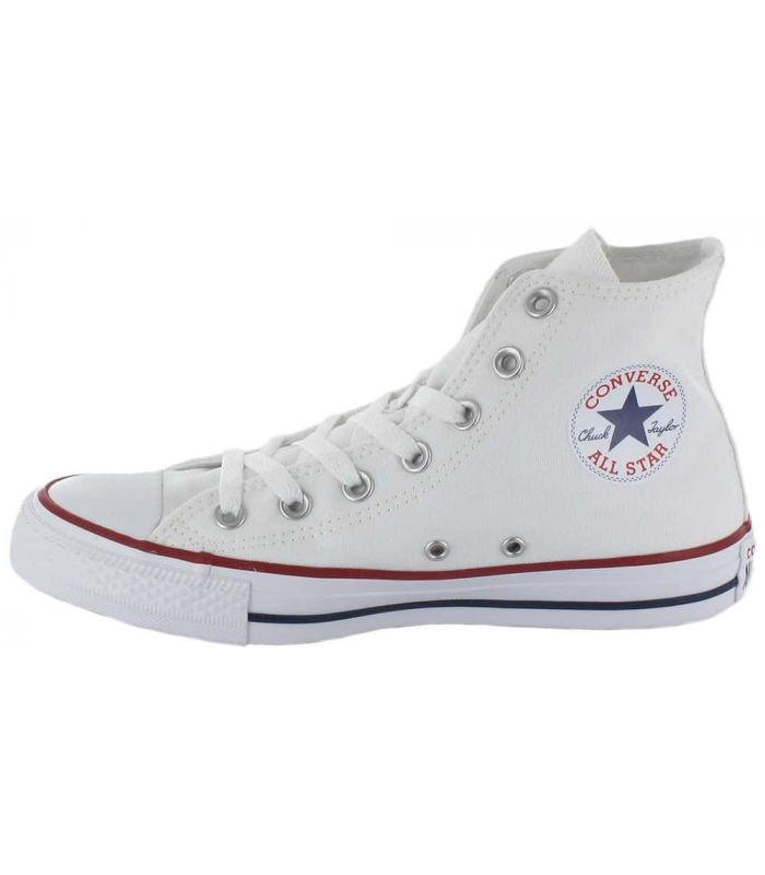 Calzado Casual Mujer - Converse Bota Chuck Taylor All Star Classic Blanco blanco Lifestyle